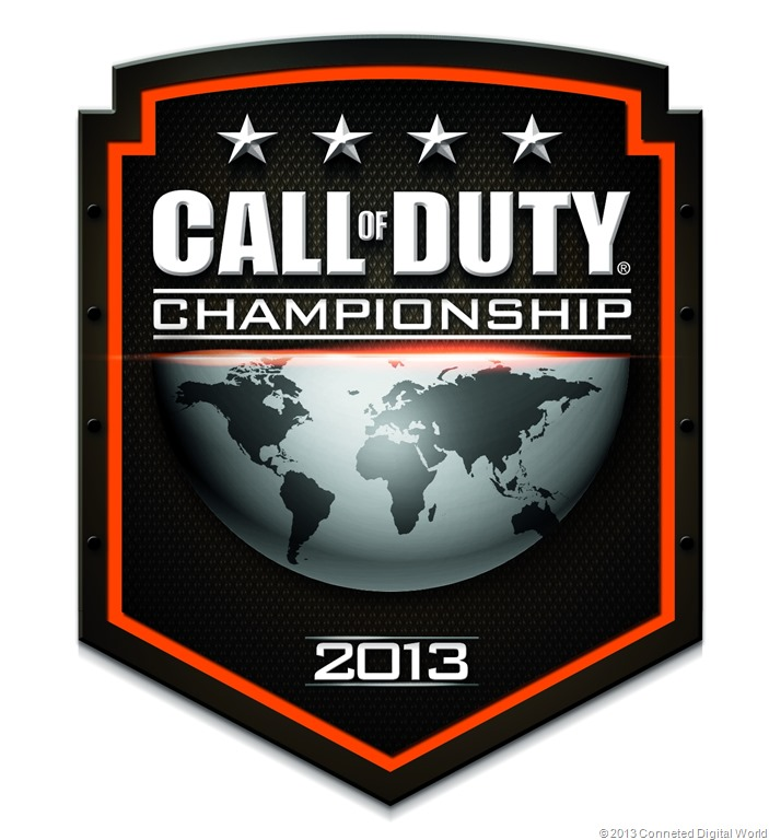 CoD eSport Logo v1 4C 012913 Call of Duty: Black Ops 2 Tournament in Hollywood, CA