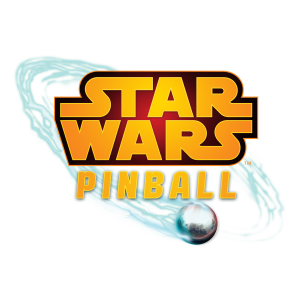Star Wars Pinball Logo 300x300 Star Wars Pinball Review   Two Lightsabers Up!