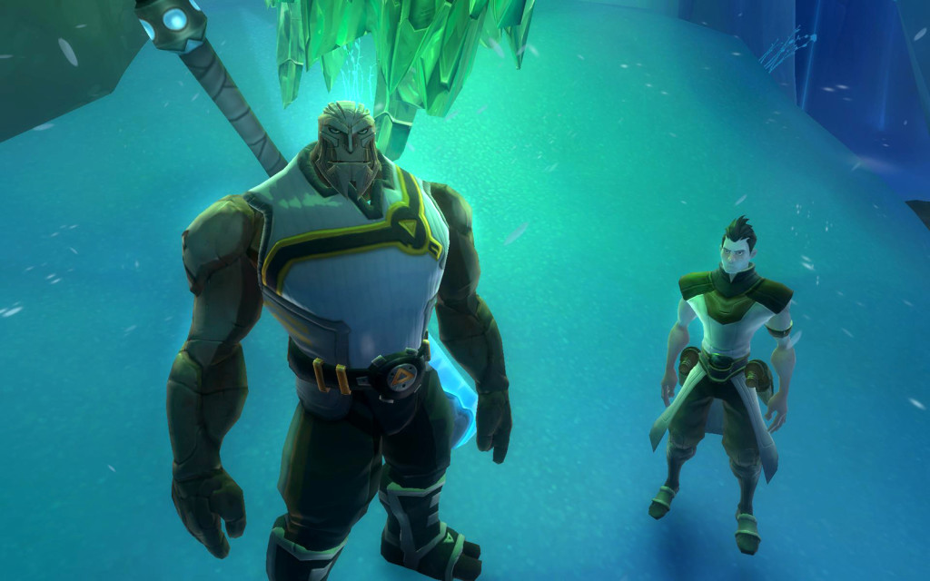 WS Granok Human gc 01 1024x640 WildStar to Release in 2013