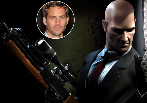 hitman paulwalker Paul Walker to Play Agent 47 in New Hitman Movie