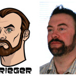 krieger 150x150 The Real Models for the Characters of Archer
