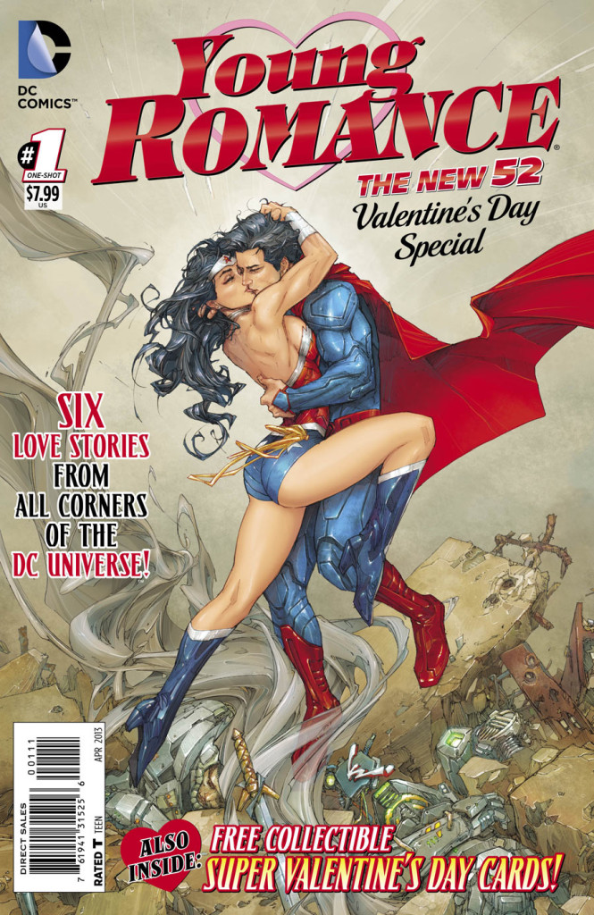 prv15102 cov 665x1024 DC Comics   Young Romance: A New 52 Valentines Day Special #1 (Preview)
