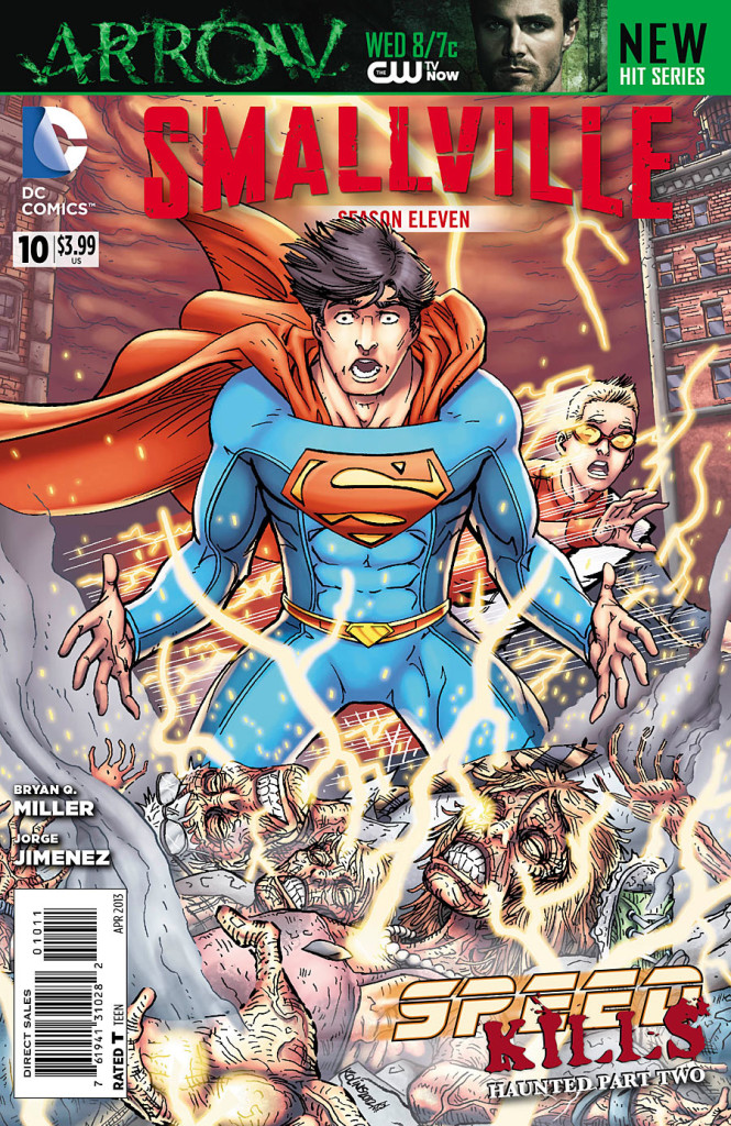 prv15142 cov 665x1024 DC Comics   Smallville: Season 11 #10 (Preview)