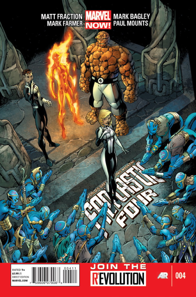 prv15178 cov 674x1024 Marvel Comics   Fantastic Four #4 (Preview)