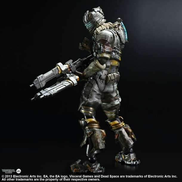 untitled Dead Space 3 Issac Clarke Statue and Figure