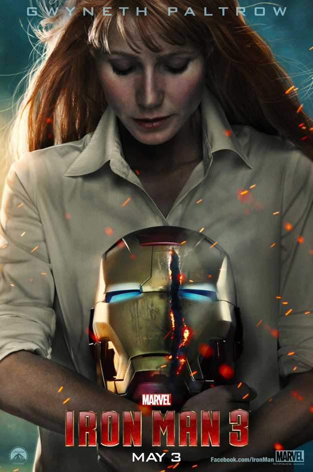 untitled16 A New Pepper Potts Poster for Iron Man 3