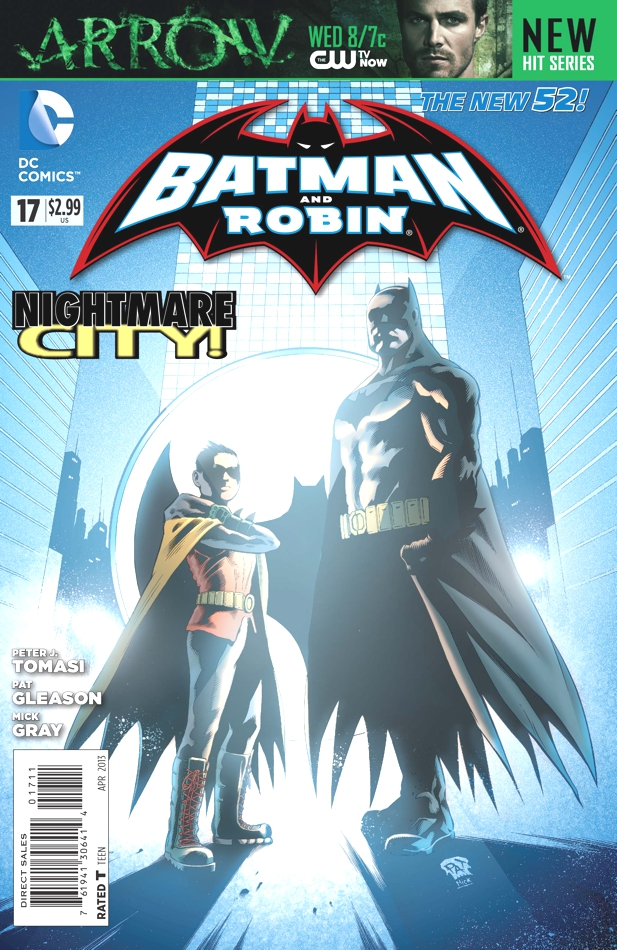 untitled3 DC Comics   Batman & Robin #17 (Preview)