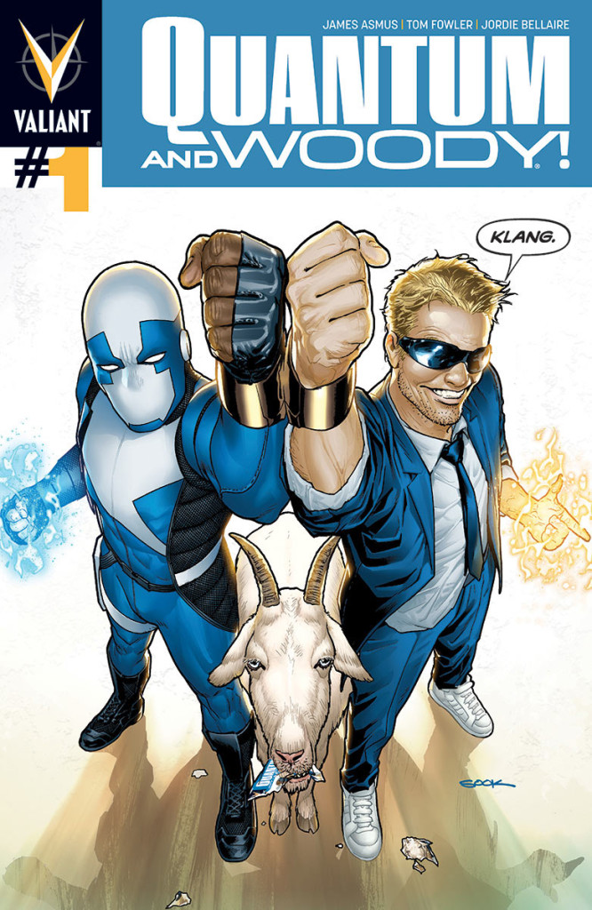 1364305231 666x1024 Quantum and Woody Return to Valiant Comics