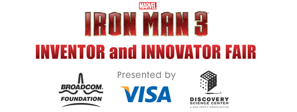 5142133d28b00 Enter the Iron Man 3: Inventor & Innovator Fair