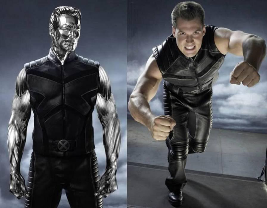 COLOSSUS CUDMOREA11 Daniel Cudmore Returns as Colossus on X men: Days of Future Past
