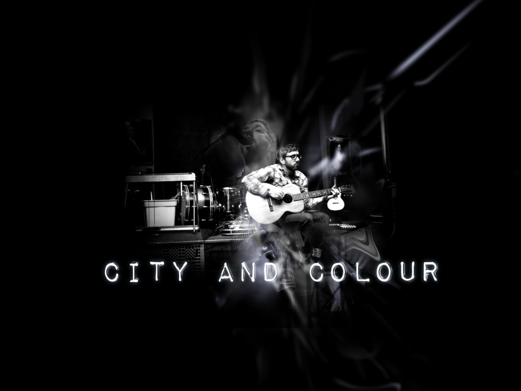 City And Colour Wallpaper by FighterOfFoos 1024x768 A New Song from City and Colour   Of Space and Time