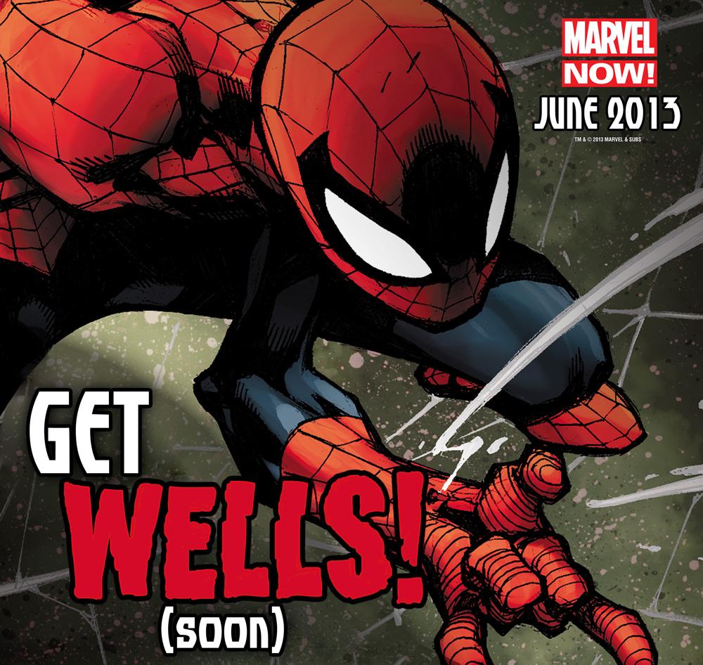 GetWELLS Zeb Wells teaser Marvel Teases Spider Man/Wolverine/Elektra Mini Series