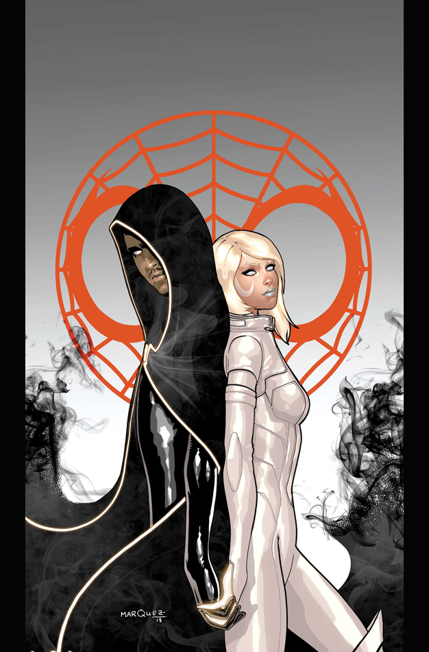 Ultimate Comics Spider Man 24 Cloak and Dagger Make their Ultimate Comics Debut This June