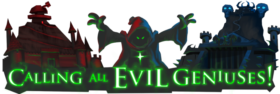 bannerEvilGeniusCompetition The Missing Ink – Calling All Evil Geniuses!