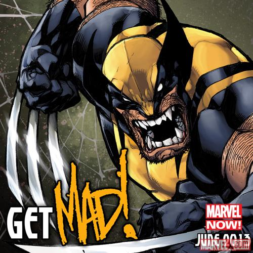 detail Joe Madureira Returns to Marvel