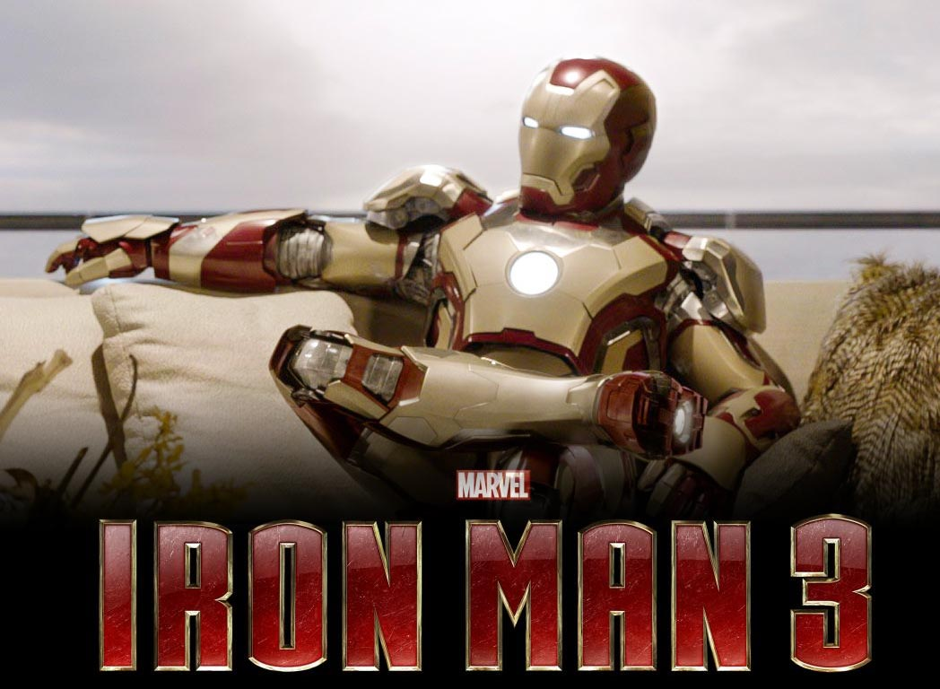 iron man 3 photo Shane Black and Kevin Feige Talk Iron Man 3