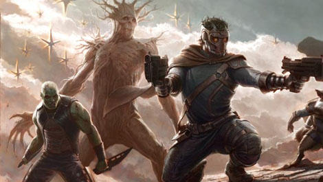 marvel confirms guardians of the galaxy and ant man at comic con 108330 00 470 75 Guardians of the Galaxy Rumor Mill