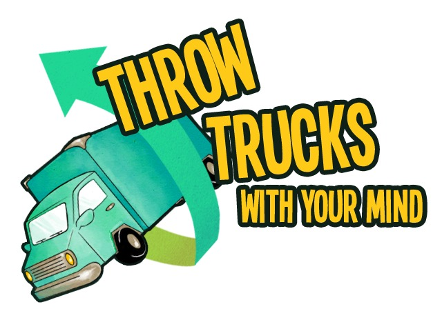 photo main1 Throw Trucks With Your Mind' Surpasses KickStarter Goal