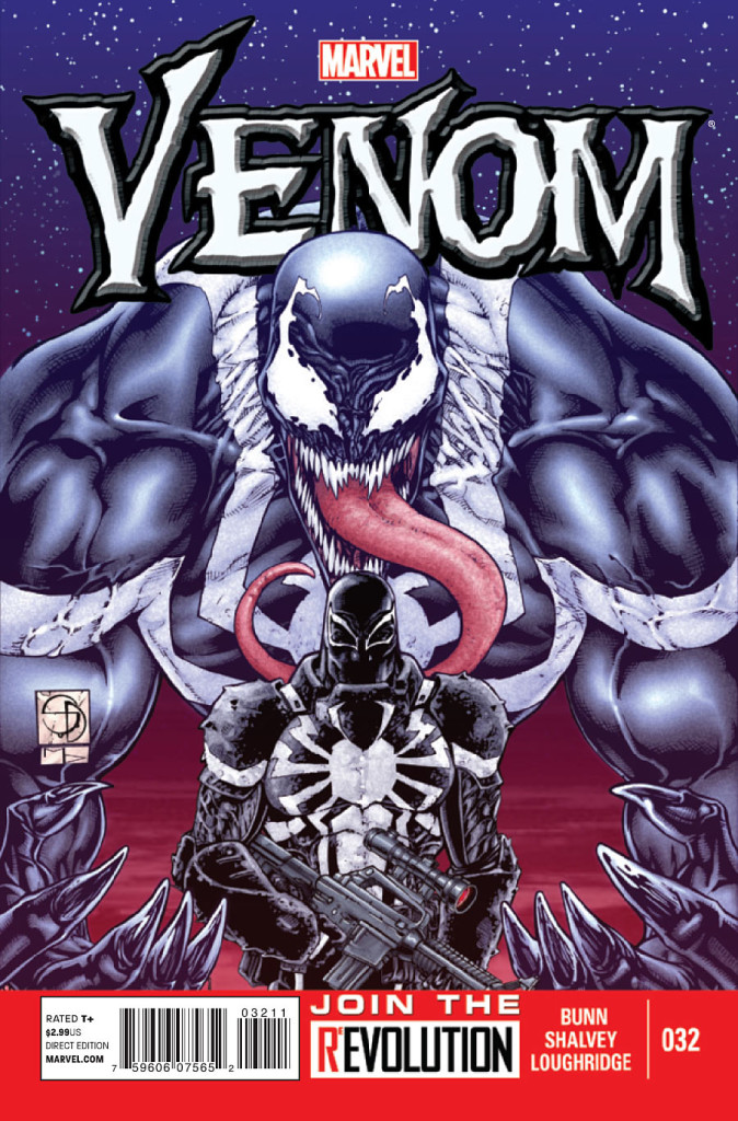 prv15504 cov 674x1024 Marvel Comics   Venom #32 (Preview)