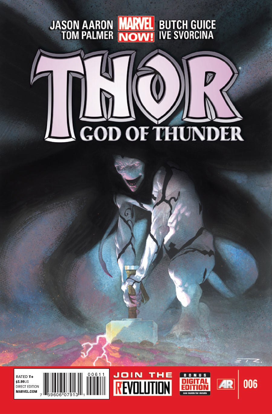 prv15604 cov Marvel Comics   Thor: God of Thunder #6 (Preview)