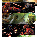 prv15669 pg3 150x150 Marvel Comics   Guardians of the Galaxy #1 (Preview)