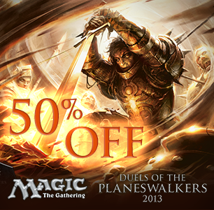 spotlight image english Magic: The Gathering 2013 is 50% Off on Steam