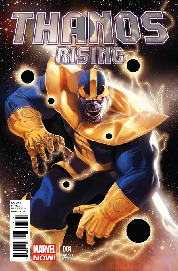 thanosrising2013001 dc21 lr 0001 02 Marvel Comics   Thanos Rising #1 (Preview)