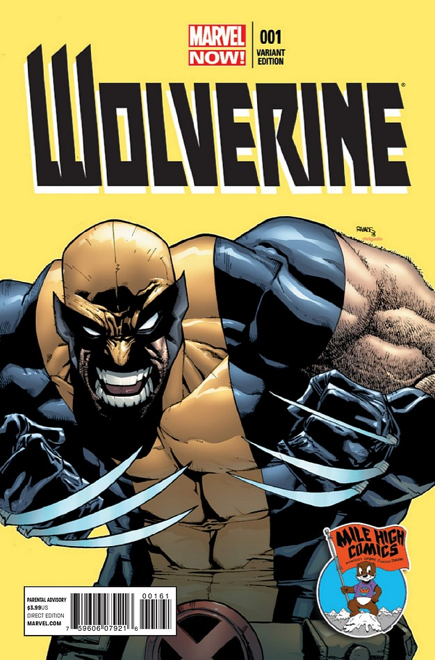 wolv2013001 dc61 lr 0001 02 Marvel Comics   Wolverine #1 (Preview)