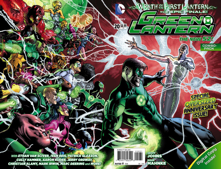GREEN3 8946b DC Comics   Green Lantern #20