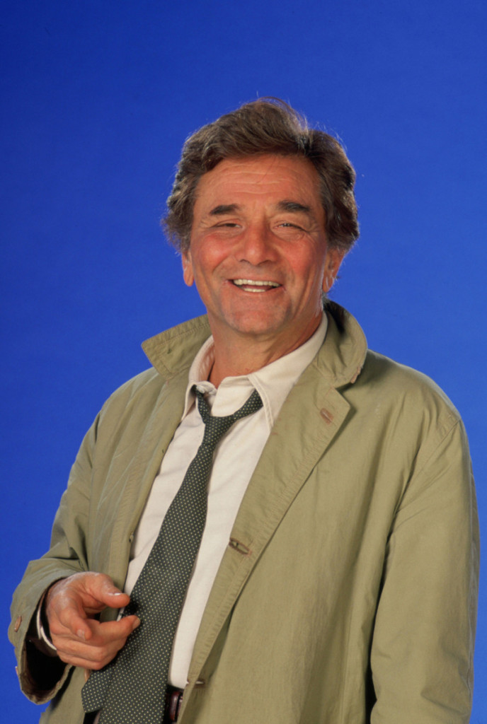 columbo smiling 688x1024 Columbo: The Complete Series is on sale, today only