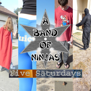 Five Saturdays Album Art